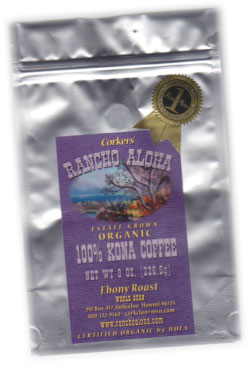 Rancho Aloha's new Ebony Roast