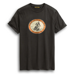 Harley Davidson Men's Racing Circle Tee - Slim Fit