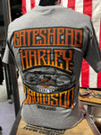GATESHEAD DEALER T-SHIRT BOWED NAME