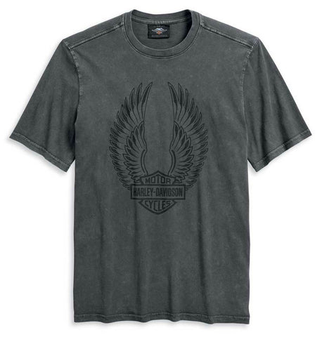 Harley-Davidson® Men's Winged Logo Short Sleeve T-Shirt