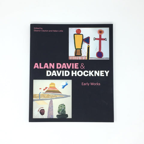 Exhibition Special Offer - Alan Davie & David Hockney : Early Works Book