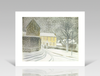 Eric Ravilious, Halstead in the Snow (1935) - Limited Edition Giclee Print