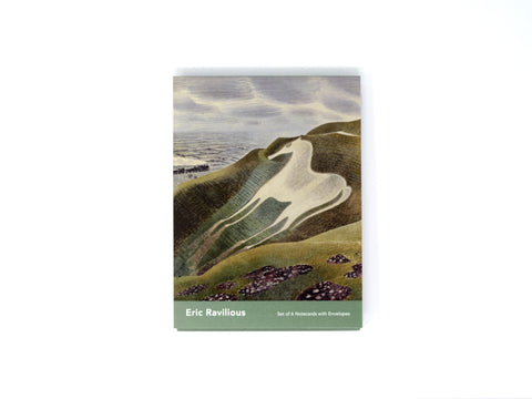 Notecards - Eric Ravilious (pack of 6)