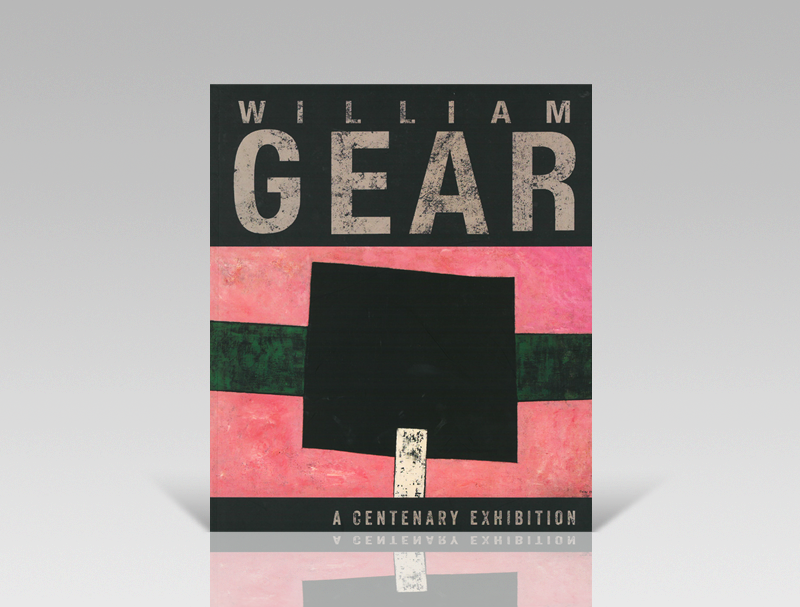 Reduced - William Gear: A Centenary Exhibition - Exhibition Catalogue