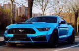 CMST Tuning Ford Mustang S550.1 2015- 2017 Carbon Fiber Side Skirts