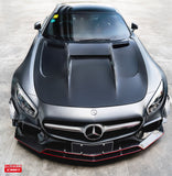CMST Tuning Carbon Fiber Full Body Kit for Mercedes Benz C190 AMG GT GTS 2015-ON
