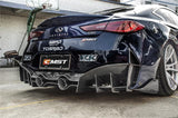 CMST Tuning Infiniti Q60 to Project Black S concept Carbon Fiber Full Body Kit