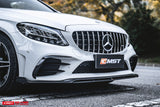 CMST Mercedes Benz C Coupe W205 (2019-ON) Carbon Fiber Upper Valences