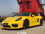 CMST Porsche 2012-2015 Cayman/Boxster 981 Carbon Fiber Full Body Kit Ver.2
