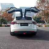 CMST Tesla Model X Carbon Fiber Rear Diffuser