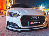 CMST Tuning Audi A5 / S5 / RS5 B9 2017-2019 Carbon Fiber Front Lip