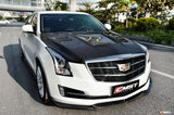 CMST Tuning Cadillac ATS 2014-2016 Carbon Fiber Side Skirts