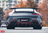 CMST Tuning Carbon Fiber Rear Spoiler Wing Ver.1 for Mercedes Benz C190 AMG GT GTS 2015-ON