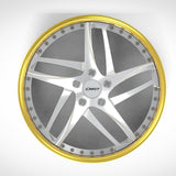 Customizable Forged Wheel CT222