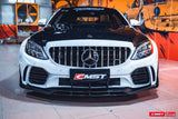 Mercedes-Benz C Coupe W205 2015-ON Carbon Fiber Widebody Kit