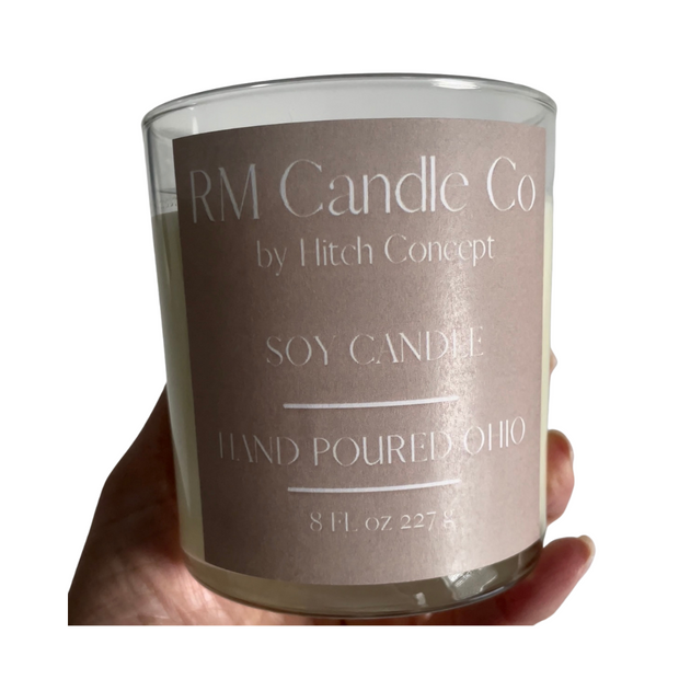 Laundry Day | Soy Wax Candle 1