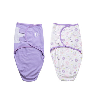 Swaddle Sleep Sack for Babies 0-7 Months (2pcs) - Babes & Boho