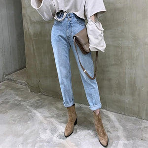 90's High Waist Jeans - Boho Baby Clothing Company