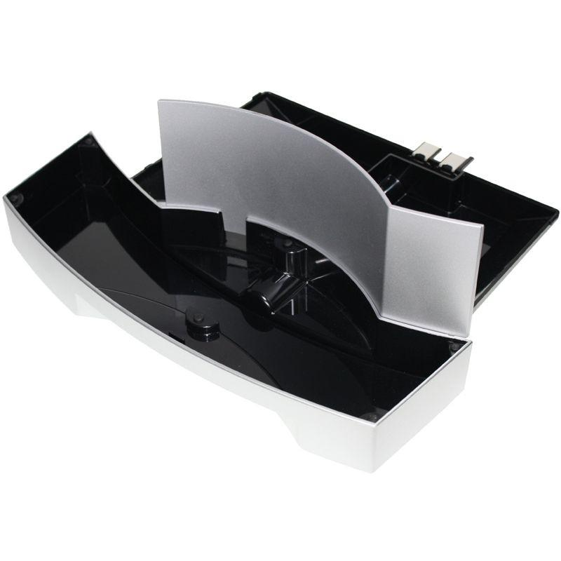 Jura Drip Tray S9 Avantgarde and S9 One Touch, Silver - Parts Guru