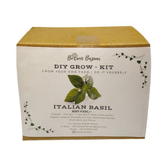 DIY GROW KIT ITALIAN BASIL