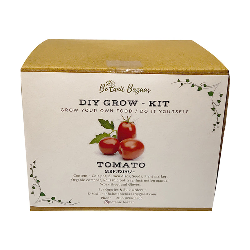 DIY GROW KIT TOMATO