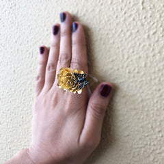 Butterfly Box Ring
