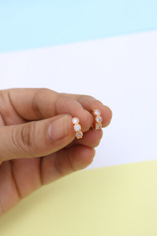 Matte Pendulum Earrings