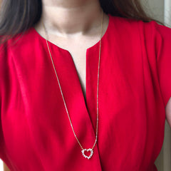 Heart Delicate Necklace