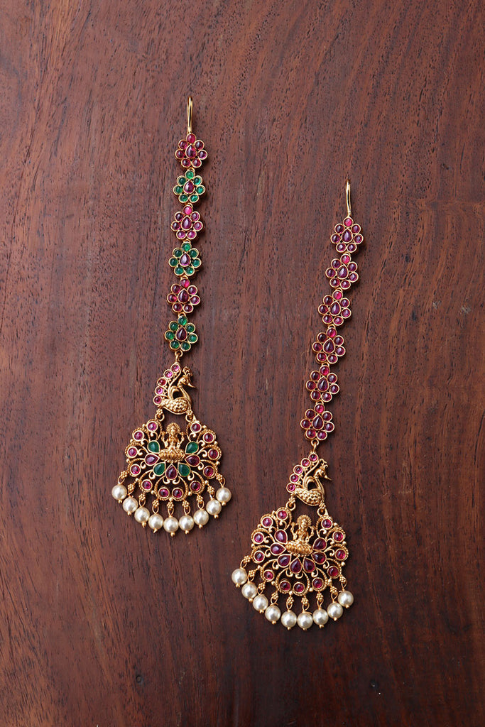 Lakshmi Tear Drop Teeka