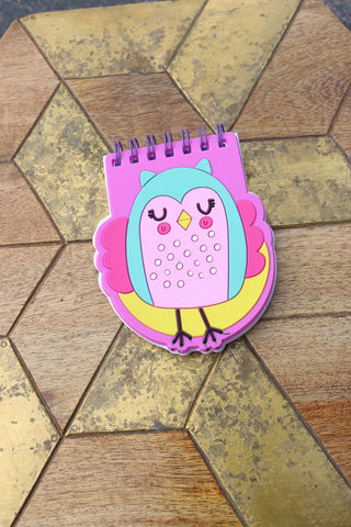 Silicon Owl Notepad
