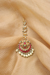 Ruby-Green Set of 2 Bangles
