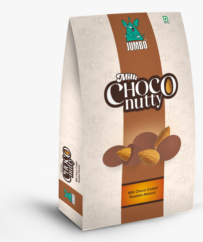 JUMBO CHOCO MILK NUTTY 100G TREAT PACK