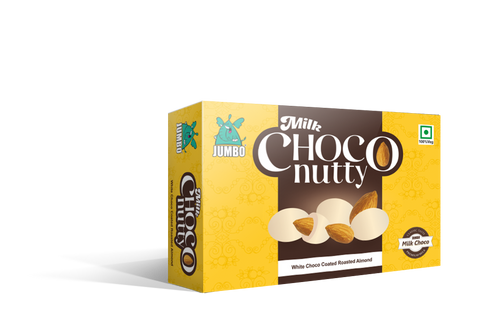JUMBO WHITE MILK CHOCO NUTTY 30G PACK