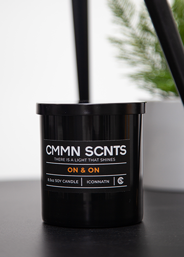 On & On - 8.5oz Soy Candle