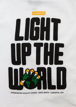 Kids Light Up The World Tee
