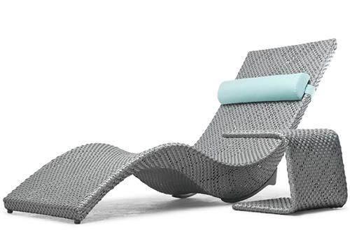 Flimsy Chaise Lounge