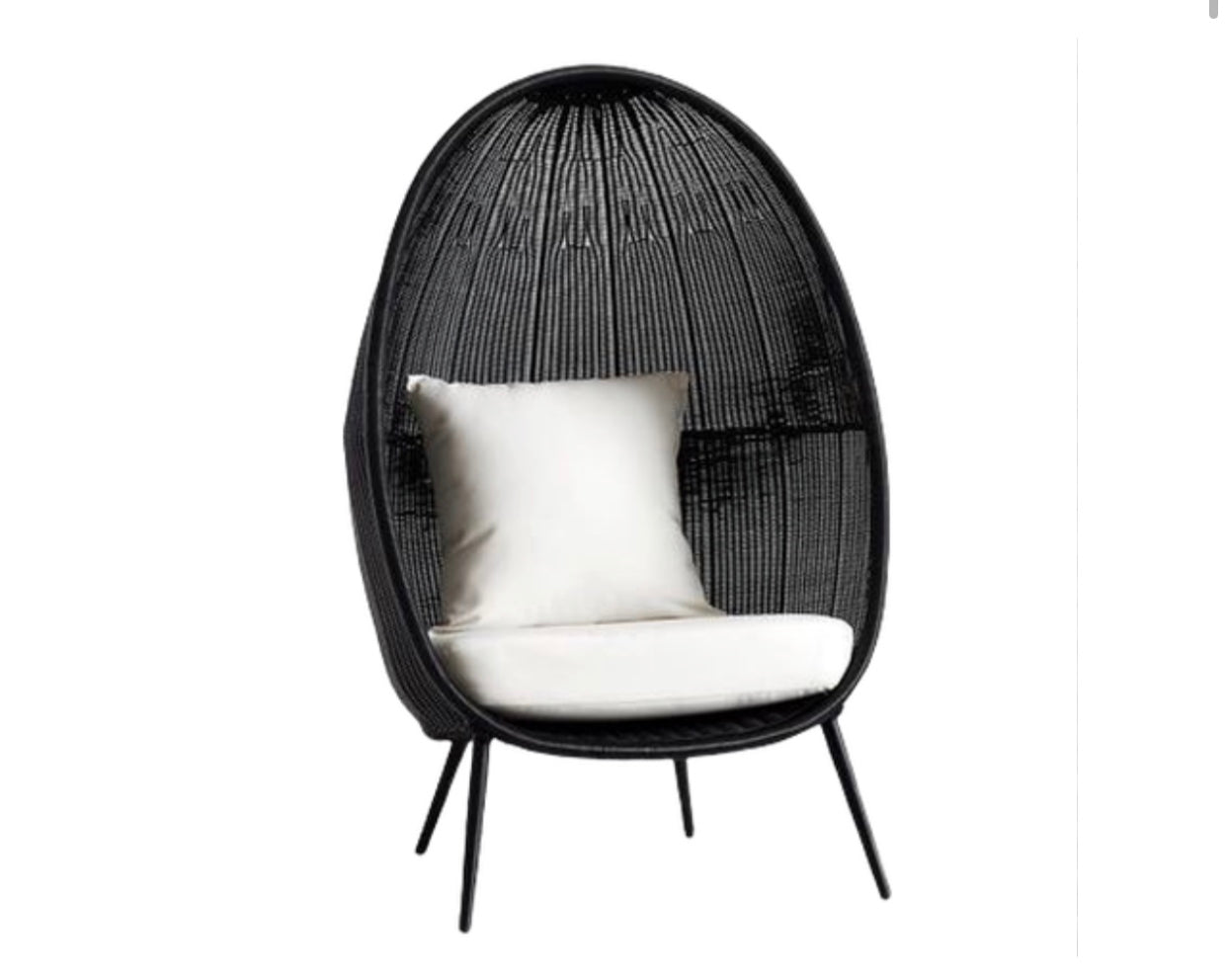 Solid Nest Chair