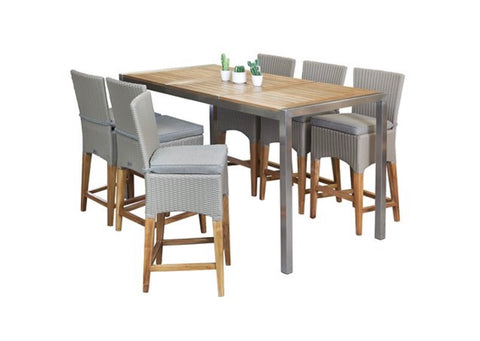 Wood-A-Holic Table Set
