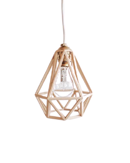 Cedar Light Pendant