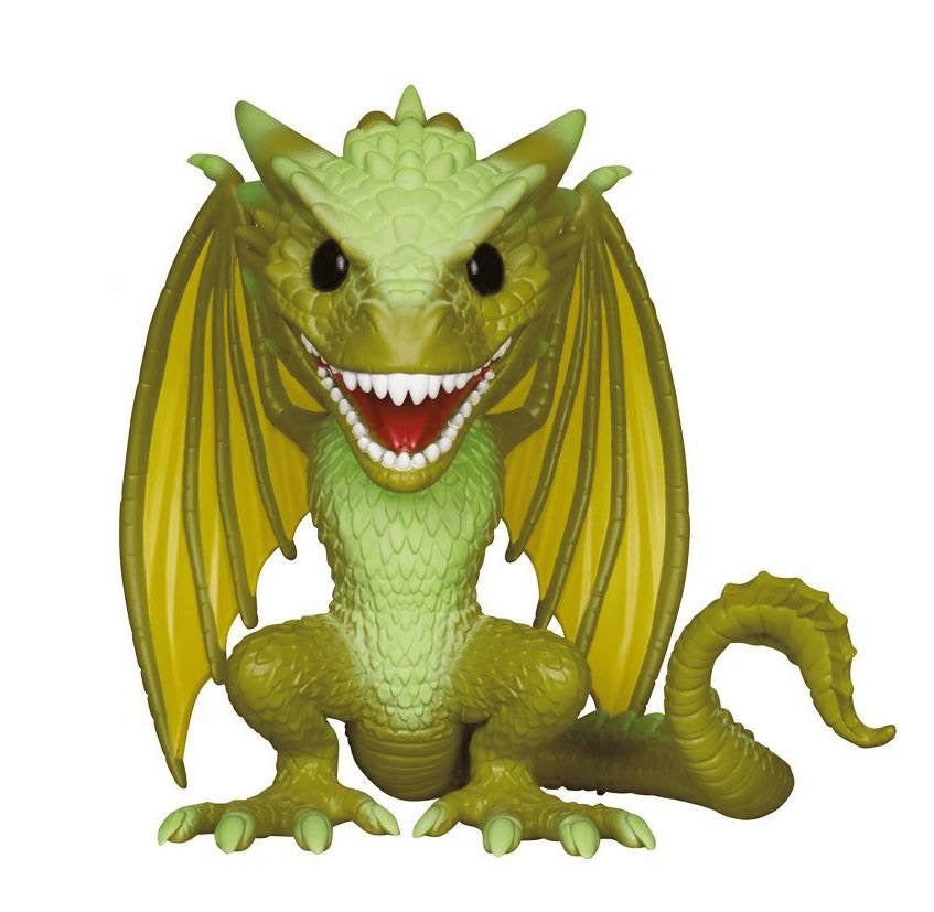 Figurine dragon Rhaegal Game of Thrones POP!