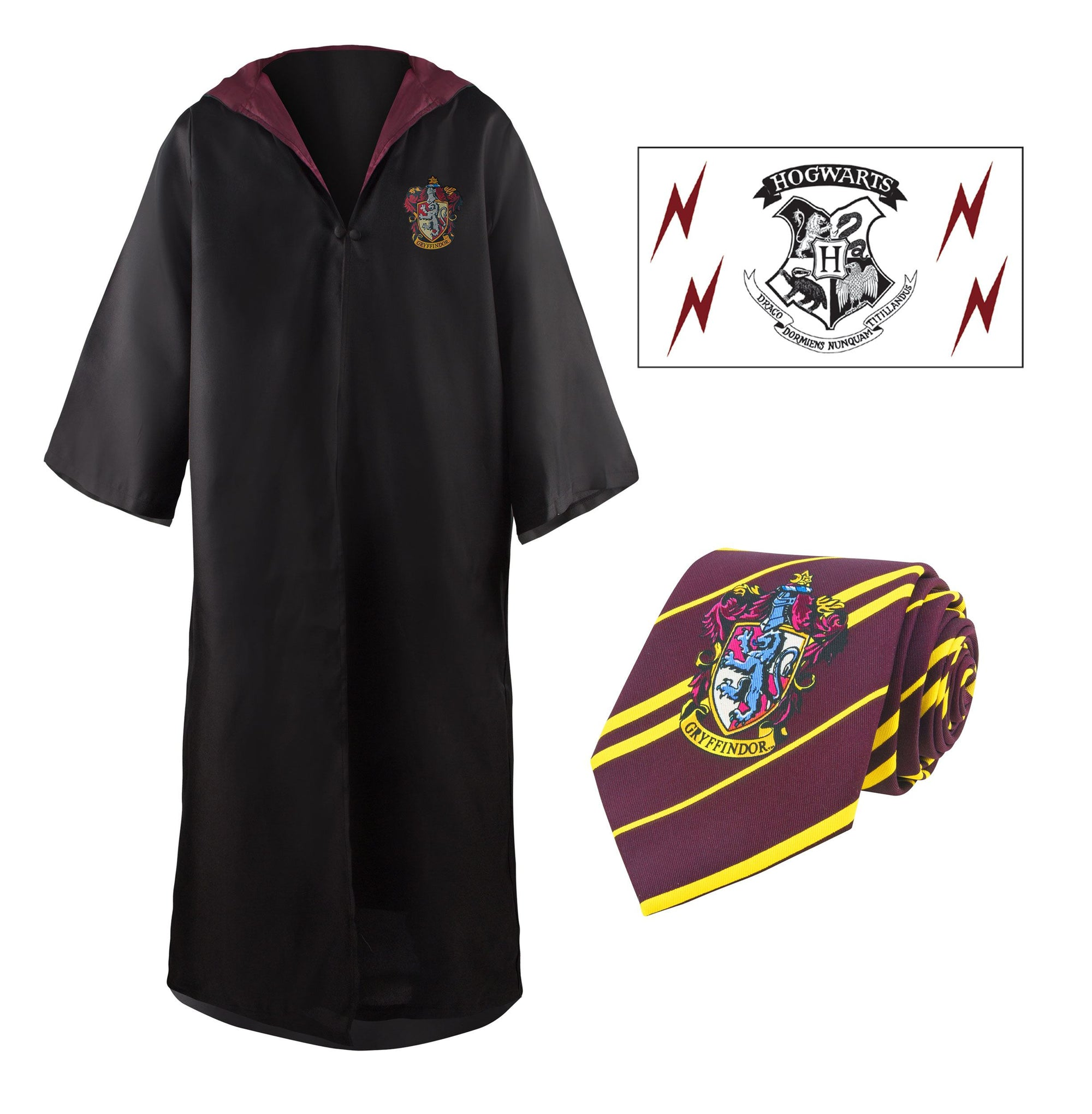 Set Robe Harry Potter Gryffindor