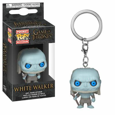 Porte-clés Pocket POP! Vinyl Game of Thrones White Walker