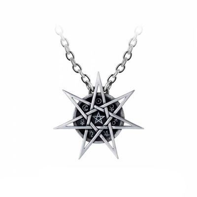 "Collier Alchemy Gothic ""Elven Star"""