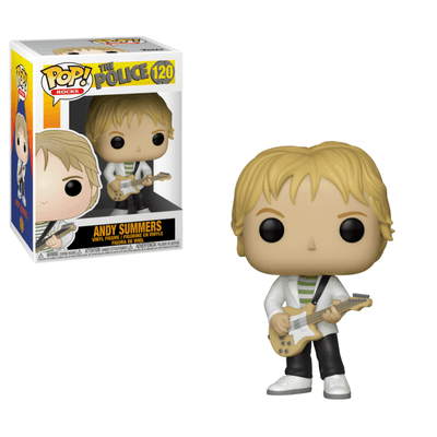 Figurine The Police POP! Rocks Vinyl Andy Summers