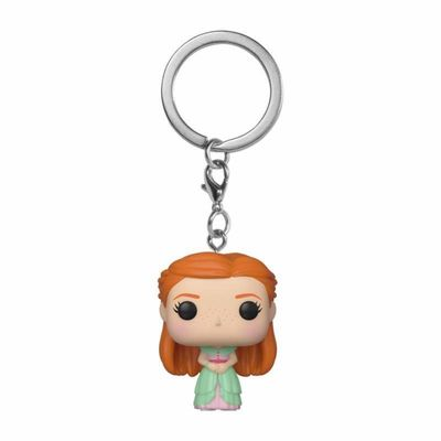 Porte-clés Harry Potter Pocket POP! Vinyl Ginny Yule
