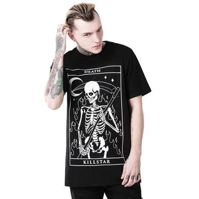 "T-shirt Gothique Killstar ""Thirteen"""