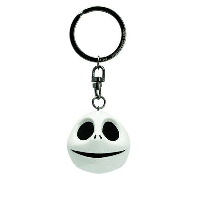 Porte-clés 3D Nightmare Before Christmas Jack