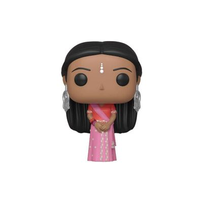 Figurine Harry Potter POP! Movies Vinyl Parvati Patil Yule