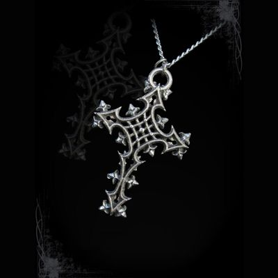 "Collier Gothique Arcana XIII ""Whispers of Dargate"""