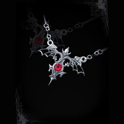 "Collier Gothique Arcana XIII ""Countess Oren"""